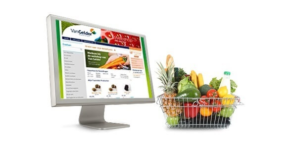 E-commerce de alimentos cresce